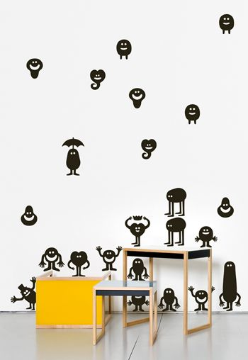 Wall stickers domestic vente de stickers muraux for Autocollant dcoratif mural