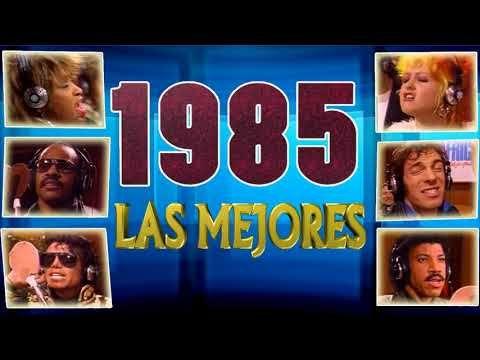 Las Mejores Canciones De Los 1985 En Ingles Grandes Musica
