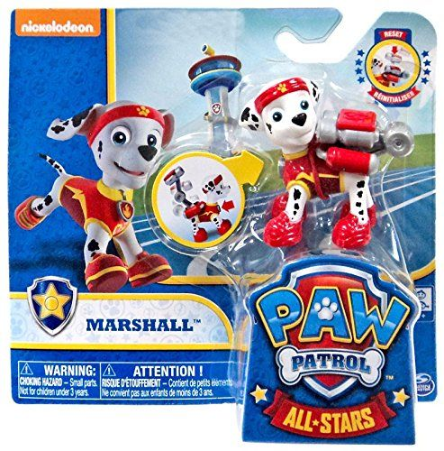 Paw Patrol All Stars Marshall Figure Look Into The Photo By Seeing The Web Link This Is An Affiliate Link Santa Paw Patrol Paw All Star