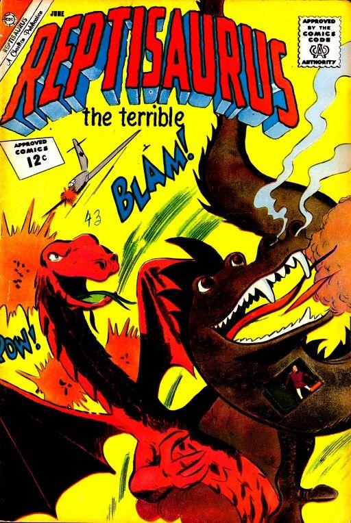 Reptisaurus #5