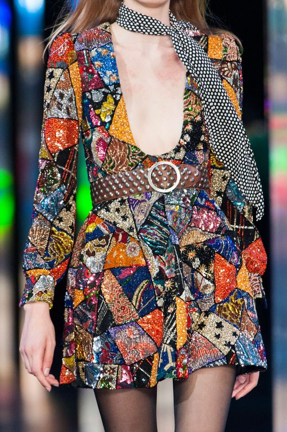 Saint Laurent | Spring 2015 | Ready-to-Wear
