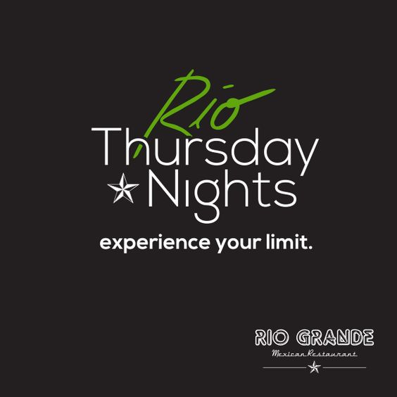 Rio Thursday Nights by Drake Fontana, via Behance