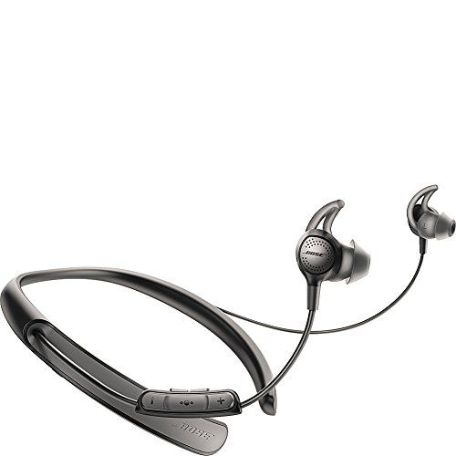 Bose QuietControl 30 Wireless Headphones | Wireless headphones for tv, Wireless  headphones, Neckband headphones