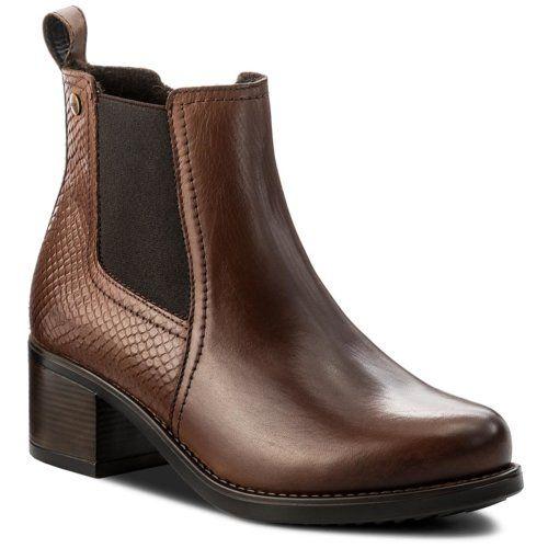 Botki Lasocki Melita 02l Brazowy Shoes Chelsea Boots Boots