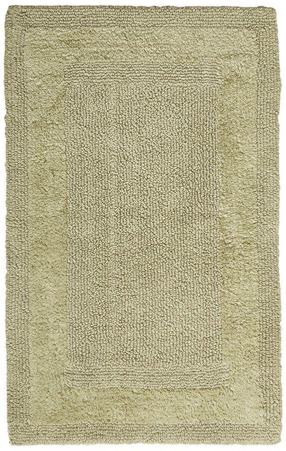 Amazon Com Pinzon Luxury Reversible Cotton Bath Mat 30 X 50