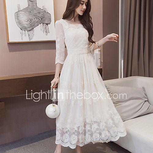 Kadin S Salas Maks Haljina Uzun Kollu Beyaz Solid Bahar Beyaz Bej S M L Xl 2020 Us 9 99 Ziyafet Elbiseler Elbise Dugun Elbiseler