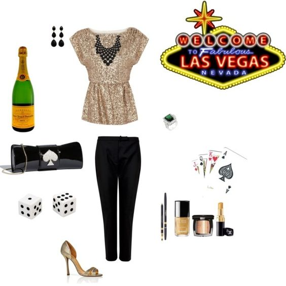 Vegas baby, Vegas! Gotta roll the dice, glam up the outfits and play the tables! #ExpediaThePlanetD