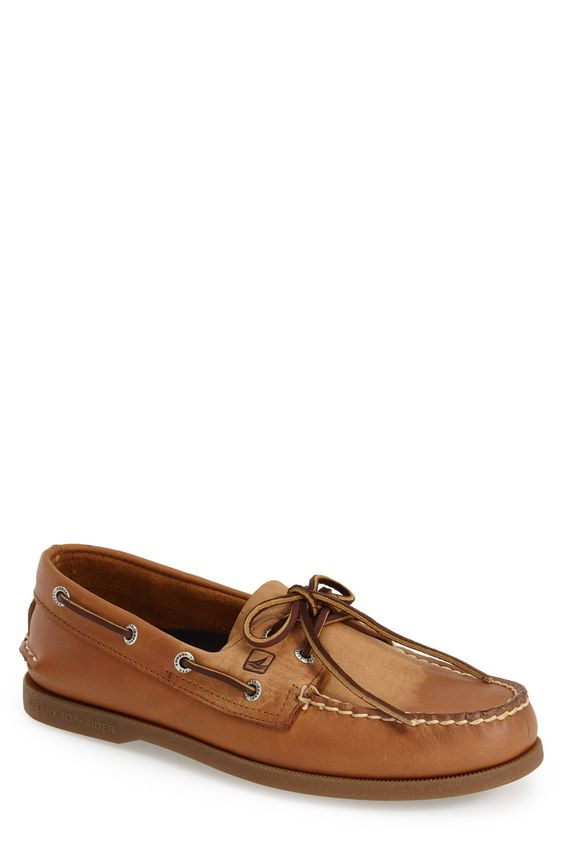 Sperry 'Authentic Original' Boat Shoe (Men). Size 8.5, Wide. | X ...