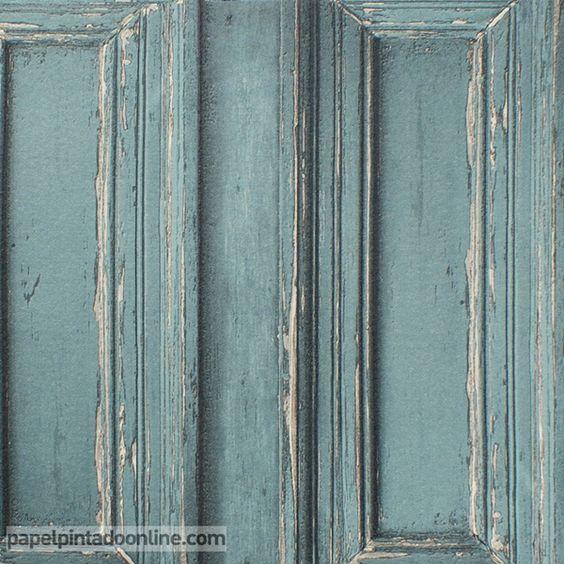 Colores on pinterest - Papel pintado antiguo ...