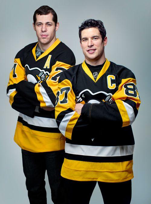 WHIRL Magazine, Pittsburgh Penguins, Sidney Crosby, Evgeni Malkin, January 2015