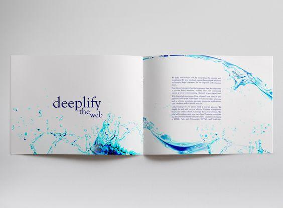 creative pamphlet layout - Google Search pamphlet ideas - pamphlet layout
