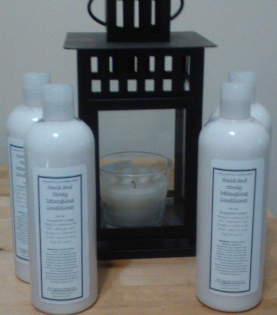 Amla and Honey Detangling Conditioner w/ Neem by LakshmisCupboard, $11.50