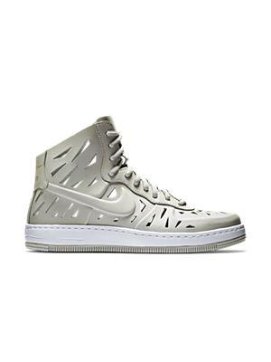 The Nike Air Force 1 Ultra Force Mid Joli Women's Shoe.
