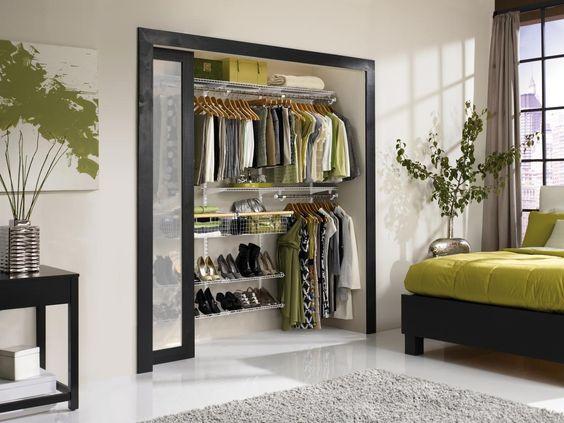 Elegant Den perfekten begehbaren Kleiderschrank selber bauen Tipps