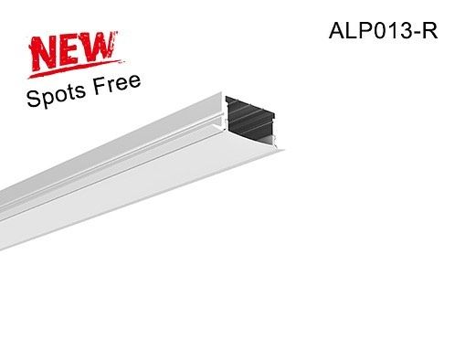 Ada Ledluz 在 Instagram 上发布 Spots Free Aluminum Profile For Double Rows Flexible Led Strips Under Cabinet We Have Over 200 Kinds Of Led Aluminum Profiles For