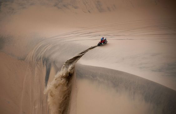 Photos From the 2019 Dakar Rally - The Atlantic