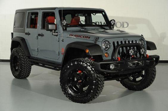 2013 Jeep Wrangler Unlimited Rubicon 10th Anniversary in Dallas, Texas