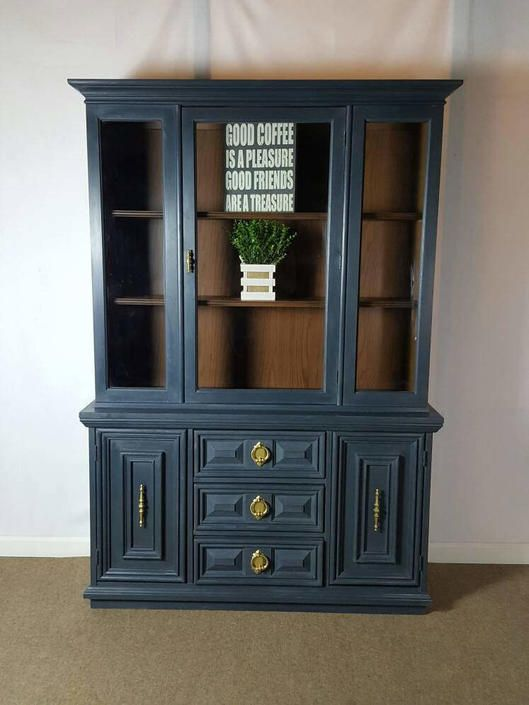 Hand Painted With Chalk Paint