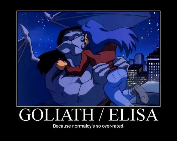 Gargoyles goliath and elisa fanfiction x3cb x3egoliath x3c b x3e