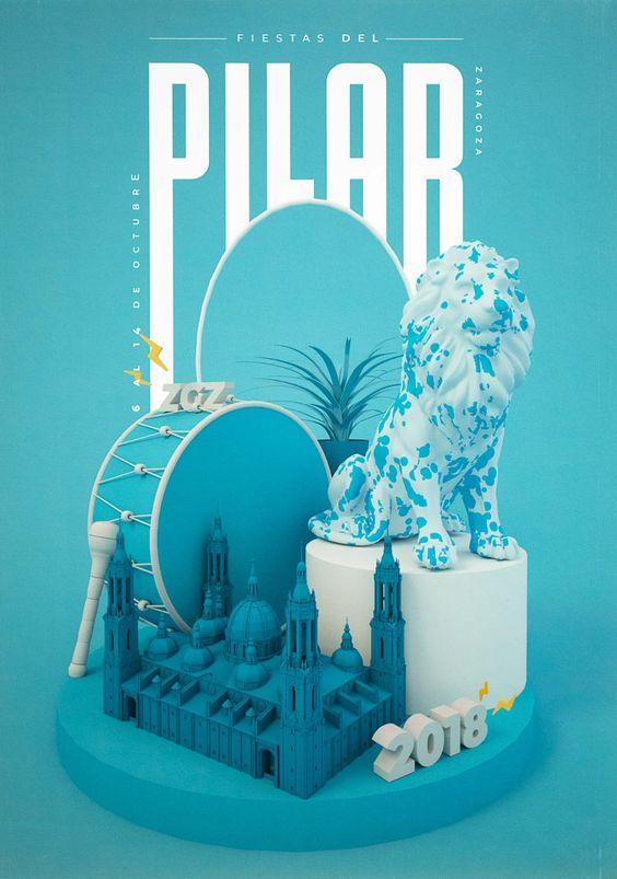 Accesit Pilar 2018 Titulo: 'Tradición y Vanguardia' Autor: Luis Gallego