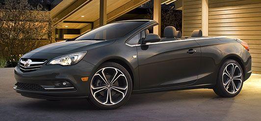 2017 Buick Cascada Luxury Convertible Buick Buick Cascada Buick Convertible