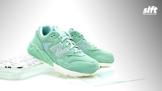 Neuer 580er von New Balance ab sofort inStore und onLine auf www.soulfoot.de erhältlich!  #newbalance #580 #mint #sneaker #soulfoot #slft