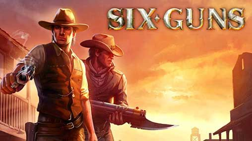 Six Guns Gang Showdown 2 9 4l Apk Mod Data For Android With