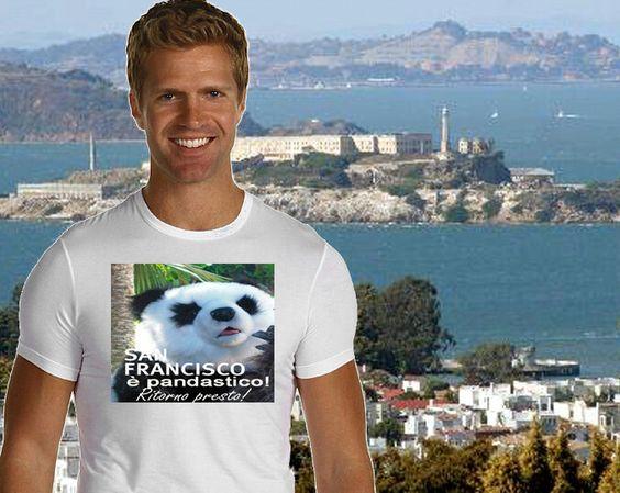 SAN FRANCISCO è pandastico! - Ritorno presto!
