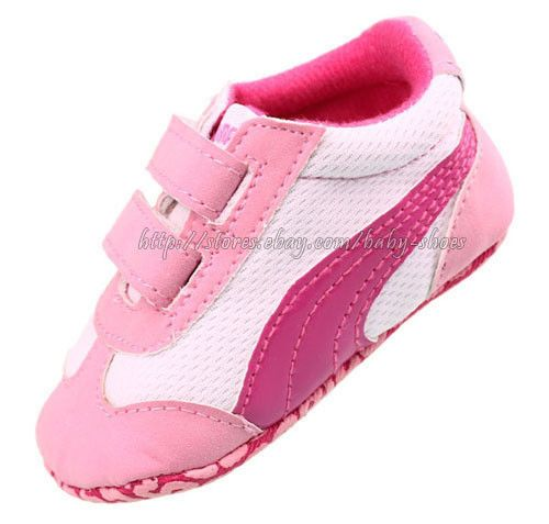 Details about White Baby Girl Boots Crib Shoes US Size 1 2 3 ...