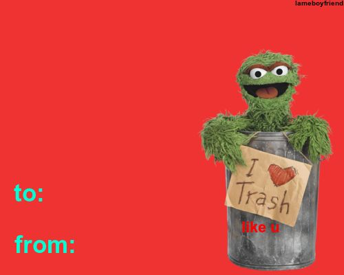tumblr valentine's day cards funny