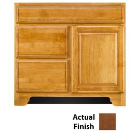 Kraftmaid 30 cognac traditional bath vanity bathroom vanities pinterest bath vanities - Kraftmaid bathroom cabinets catalog ...
