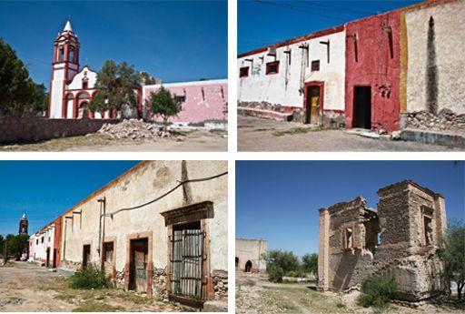 Illescas - Santo Domingo, SLP - fotos de Homero Adame