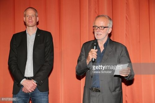 MUNICH, GERMANY - SEPTEMBER 27: Producer Ulrich Limmer during... #konigsteinimtaunus: MUNICH, GERMANY - SEPTEMBER 27:… #konigsteinimtaunus