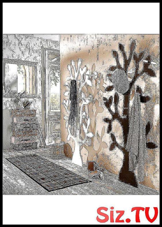 Die Garderobe Baum Ist Formsch N Und Au Erge Aussergewohnlich