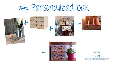 Personalized Box made for me! :)