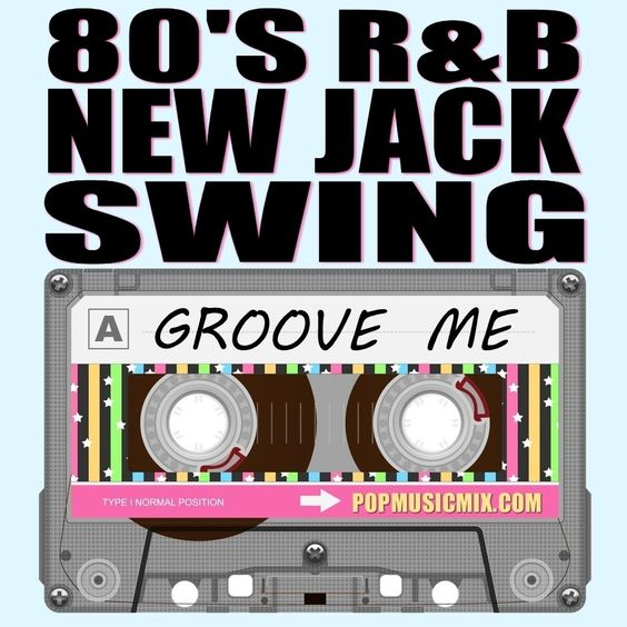 80s New Jack Swing