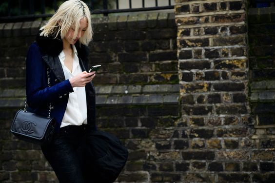 London Men's Fashion Week Fall 2015 - London Men's Fashion Week Fall 2015 Street Style Day 3