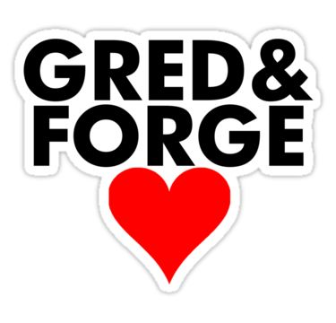 Gred and Forge by loveaj