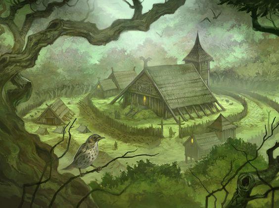 Beorn's House: