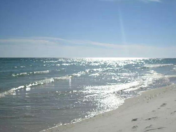 Warm Thoughts from Pensacola Beach, Florida
