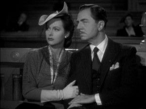 Crossroads (1942) with William Powell and Hedy Lamarr - Classic ...