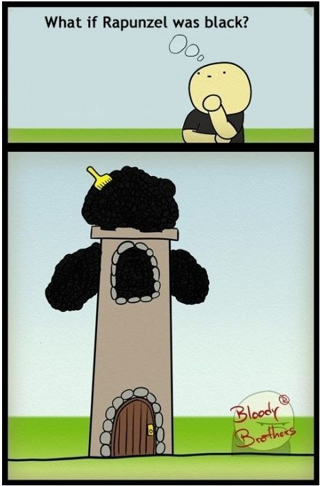 bahahahahahaa: Black Rapunzel, Giggle, Funny Things, Funny Shit, I M Dying, Quote, Thought, Funny Stuff, So Funny