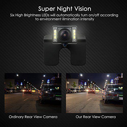 Auto Vox M1w Wireless Backup Camera Kit 63 79 Back Porch Designs Front Porch Lighting