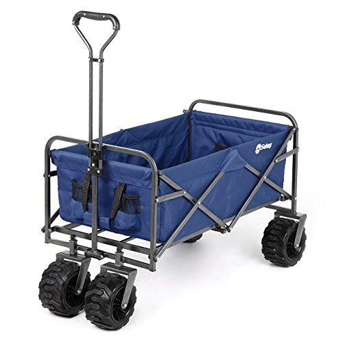 The 12 Best Folding Wagons 2019 The Dear Lab Chariot De Plage Brouette Chariot De Transport