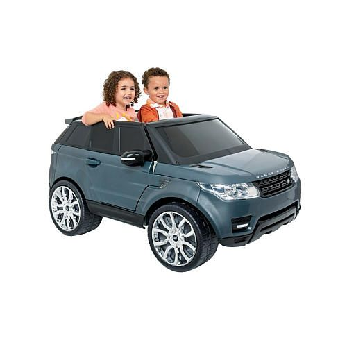 Toys R Us Motorized Vehicles : Avigo range rover sport volt powered ride on gray