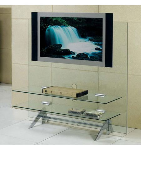 Plasma Tv Stands Plasma Tv And Modern Glass On Pinterest