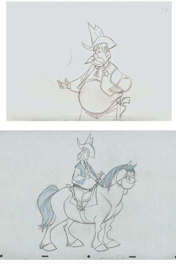 Mais artes do animador Sandro Cleuzo. Confira! | THECAB - The Concept Art Blog