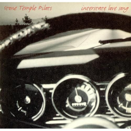 Stone Temple Pilots – Interstate Love Song (single cover art)