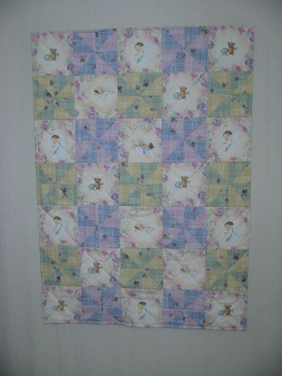 Flannel Pinwheel 2012