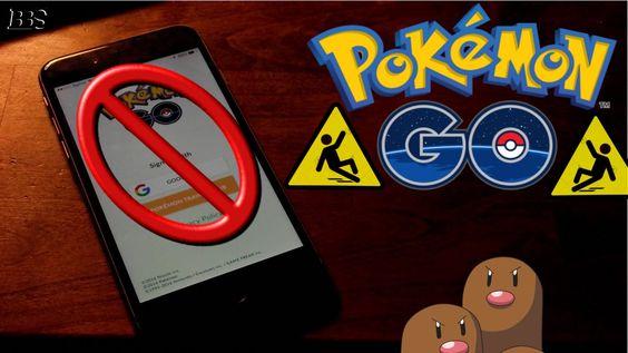 'The Problems of Pokemon GO' Short Film listing all the future (and current) problems of Pokemon GO.